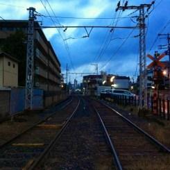 おは! 今朝の大阪、雨雲です。