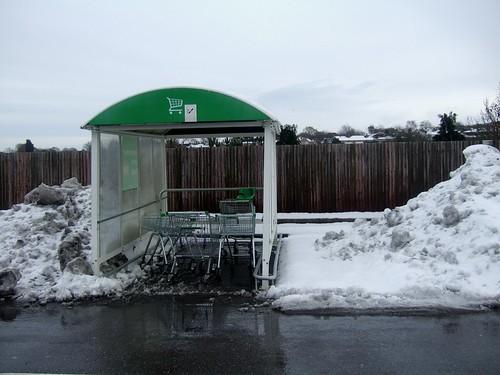 Snowy Trolley Park