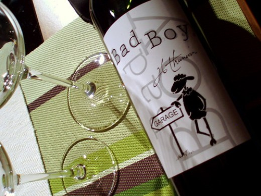 2007 Bad Boy Bordeaux - Jean-Luc Thunevin