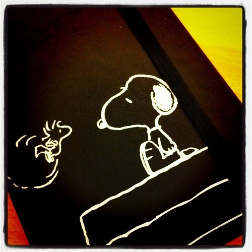 Moleskine Peanuts60th