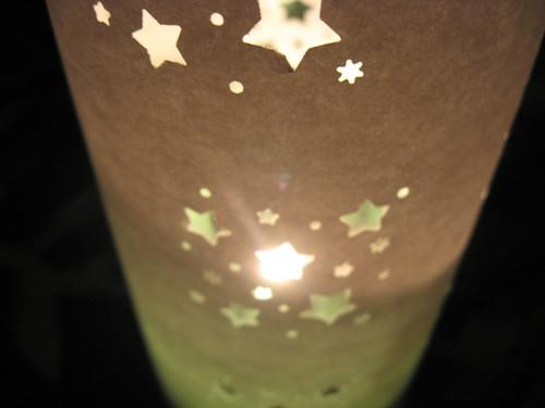 solstice candleholder