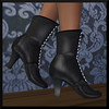 Detail View: Boots by Bettie's Vintage