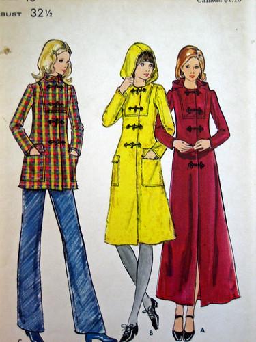 dufflecoatpattern