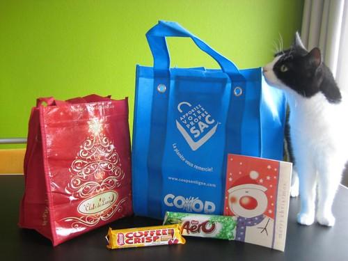 Bookhobo's Great Grocery Bag Exchange