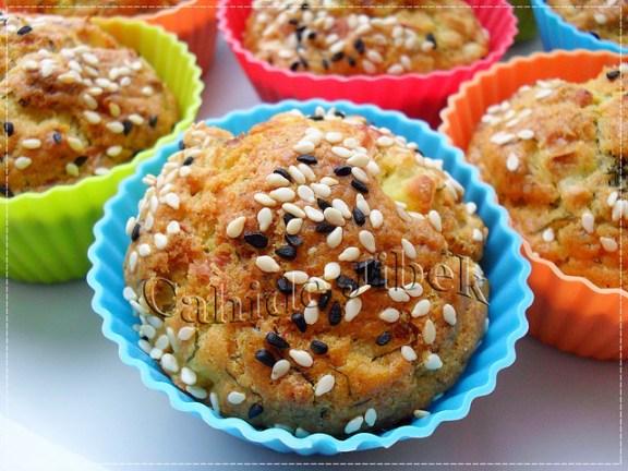 patatesli tuzlu muffin