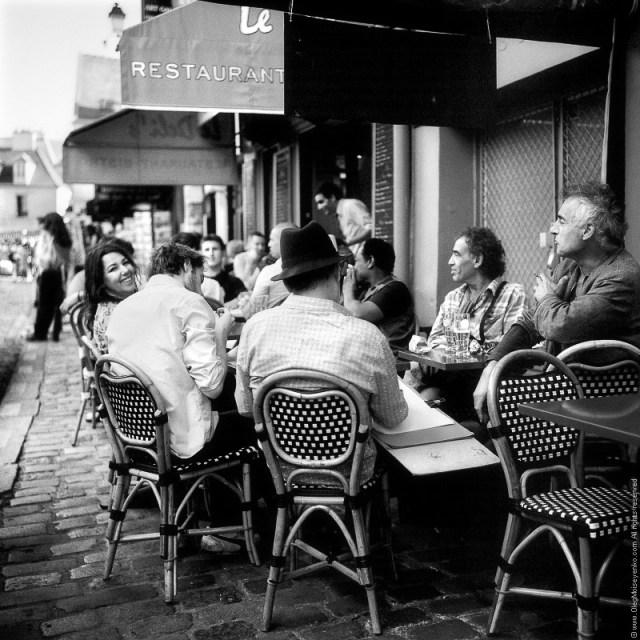 Sweet Party, Montmartre, Paris