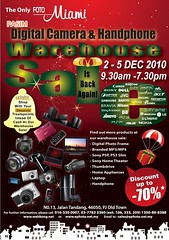 Foto Miami Digital Camera & Handphone Warehouse sale