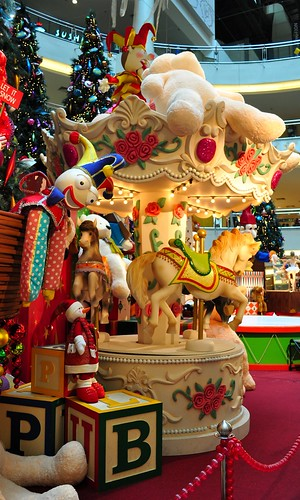 Christmas Decorations @ Mid Valley Megamall (7)