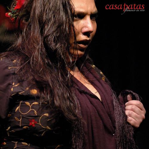 Raquel Heredia. Foto: Martín Guerrero