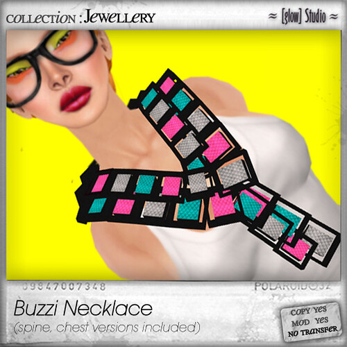 [ glow ] studio Buzzi Necklace
