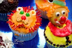 Ann's Carnival Cupckakes