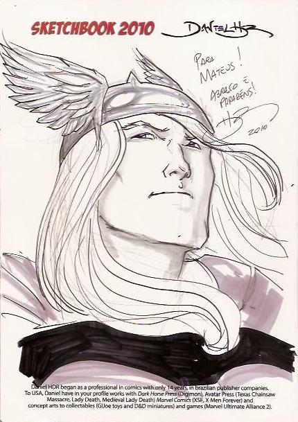 Thor - Sketch I