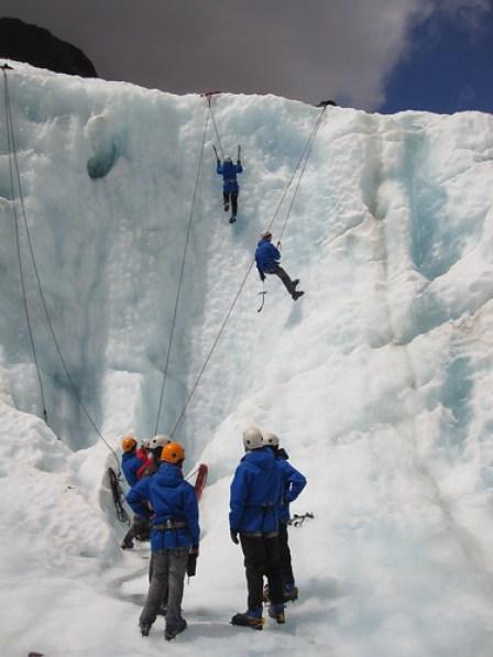 Ice Climbing Franz Josef Glacier 10
