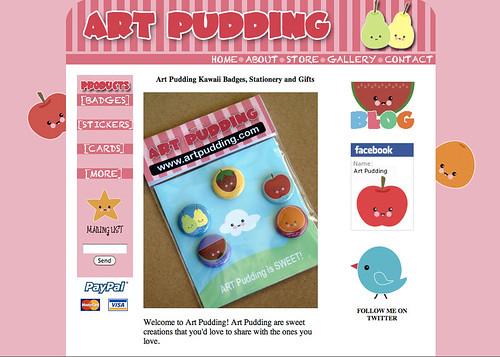 Art Pudding