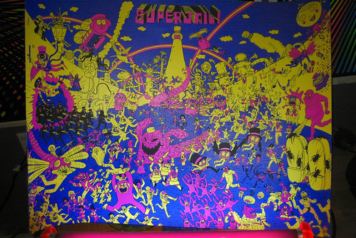 20101229 - Christmas gifts - 0 - Superjail poster - IMG_2569