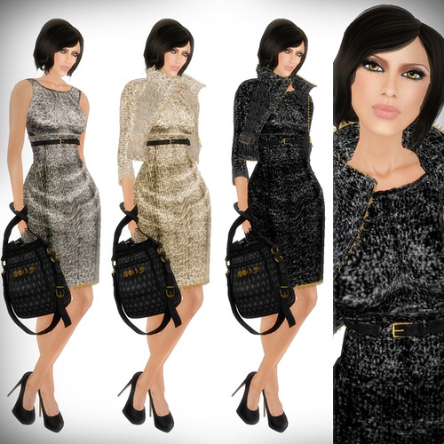 Corporate Chic - Whimsy Winx - Look # 1
