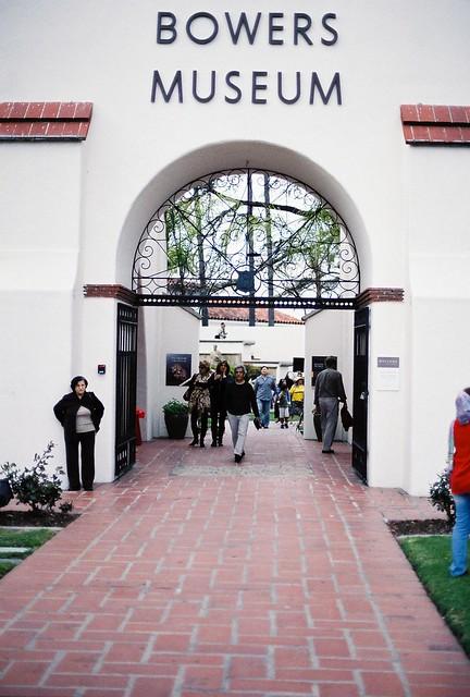 Bowers Museum - Santa Ana