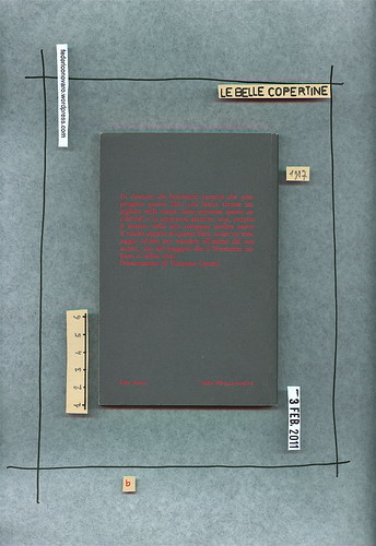 Federigo Tozzi, Bestie, Edizioni Theoria 1987. Quarta di copertina