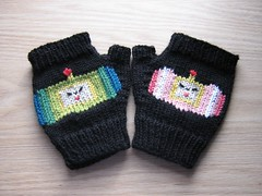Katamari Damacy Mitts
