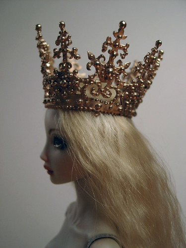 Iðunn is crowned ♥