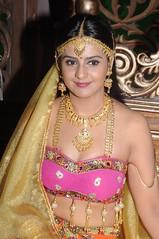 South Actress CHARULATHA Hot Photos Set-2- at Sri Ramanujar film shooting (11)