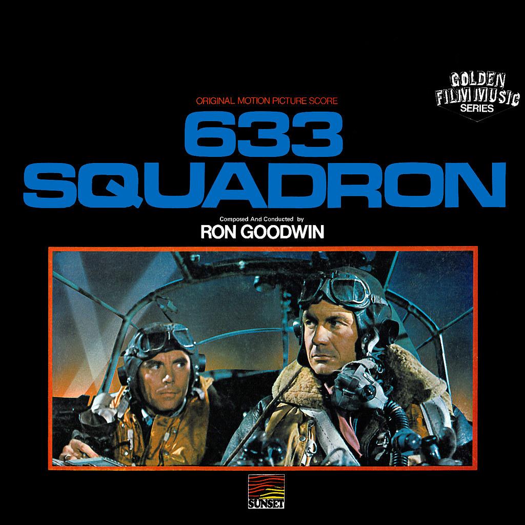 Ron Goodwin - 633 Squadron