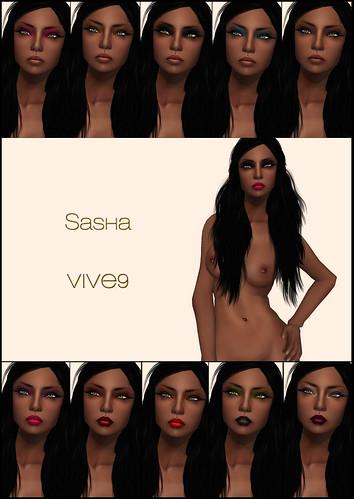 vive9 - Sasha