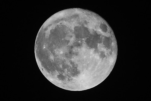 "Perigee ""Super"" Moon"