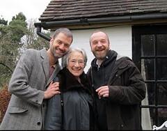 Alex, Natalie and Guy Whittaker © Natalie Whittaker