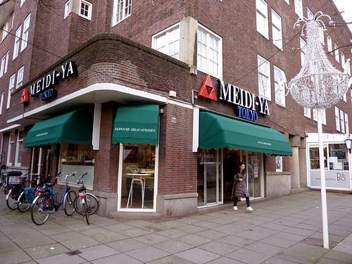 Toko Meidi-ya, Amsterdam
