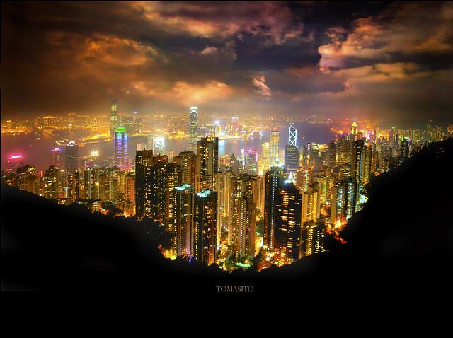The World's Most Beautiful Skyline