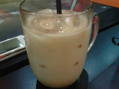 Creamy tea