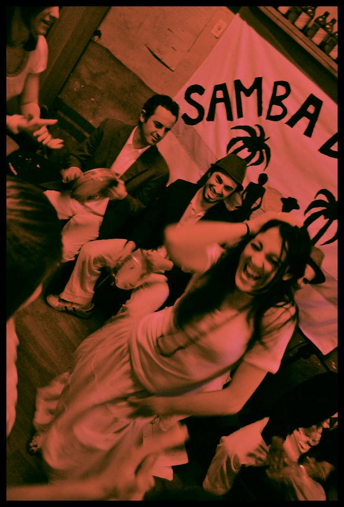 Samba do mar 3