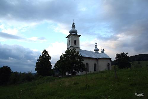 Cerkwie Beskidu niskiego
