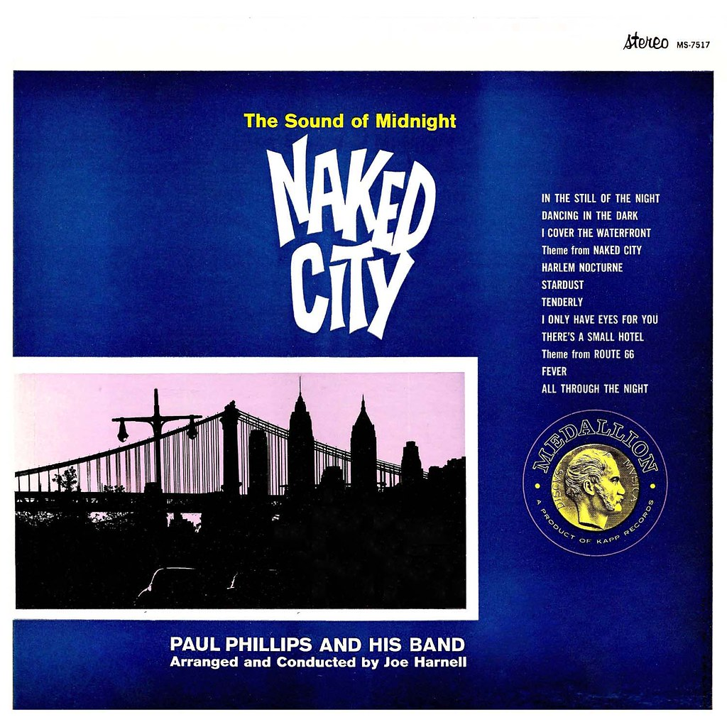 Joe Harnell - Naked City: The Sound of Midnight