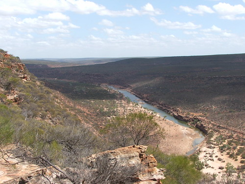 View of the Murchison River