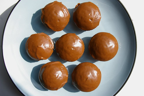 Glazed Cupcakes II