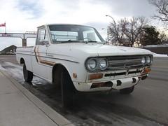 1969 Datsun pickup