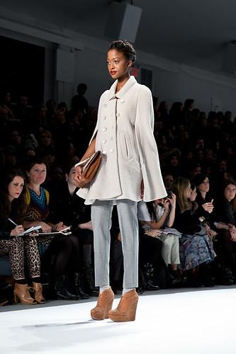 New York Fashion Week Fall 2011 - Nanette Lapore 14