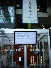 Text your vote!