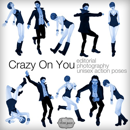 Crazy On You- New for Fifty Linden Friday!