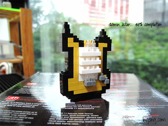 nanoblock - Electric Guitar