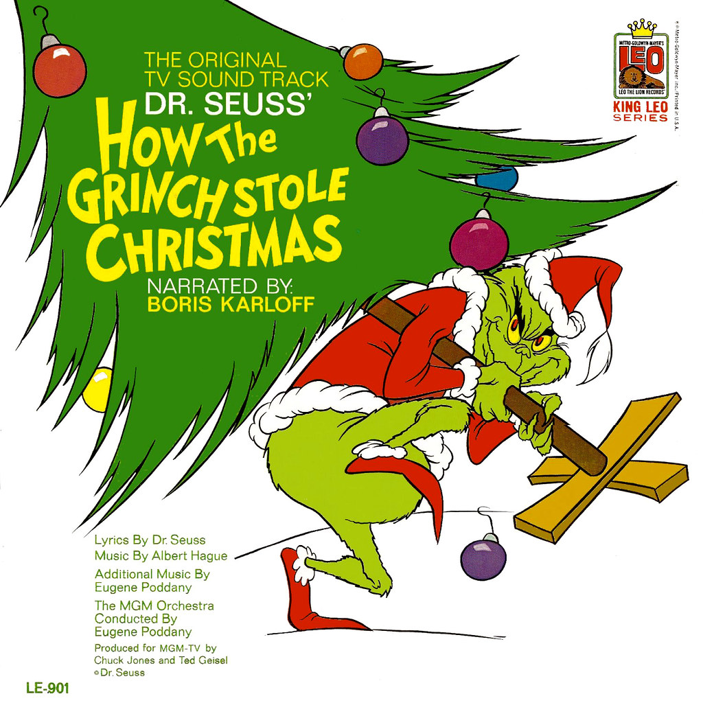 Search Results For How The Grinch Stole Christmas Word