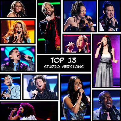 top 13 itunes