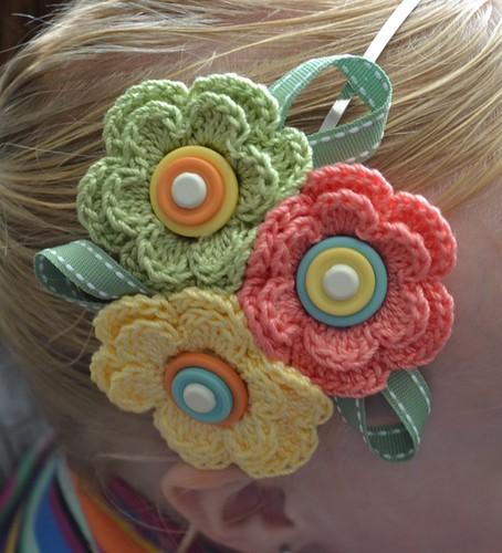 Etsy lolajaes It's Spring Headband 2 $20