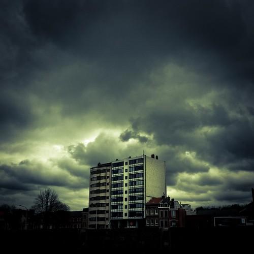 A Hard Rain is Gonna Fall (Amercoeur, Belgique - Photo : Gilderic)