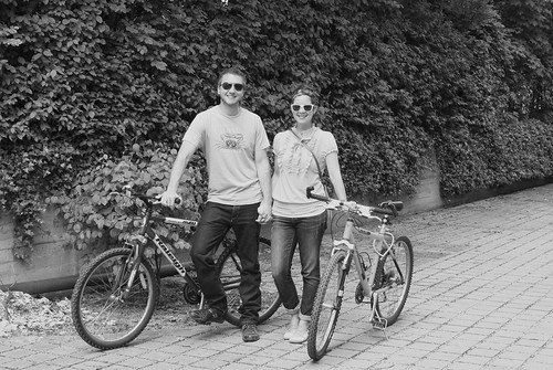 Bike date in Munich