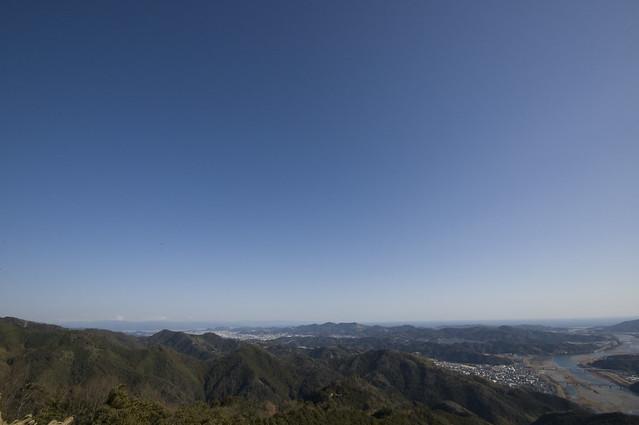 View from Naruyama