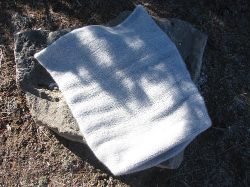 Noni Bedouin Felted Bag without hardware
