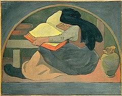 Serusier, Paul  - La Grammaire  - 1892